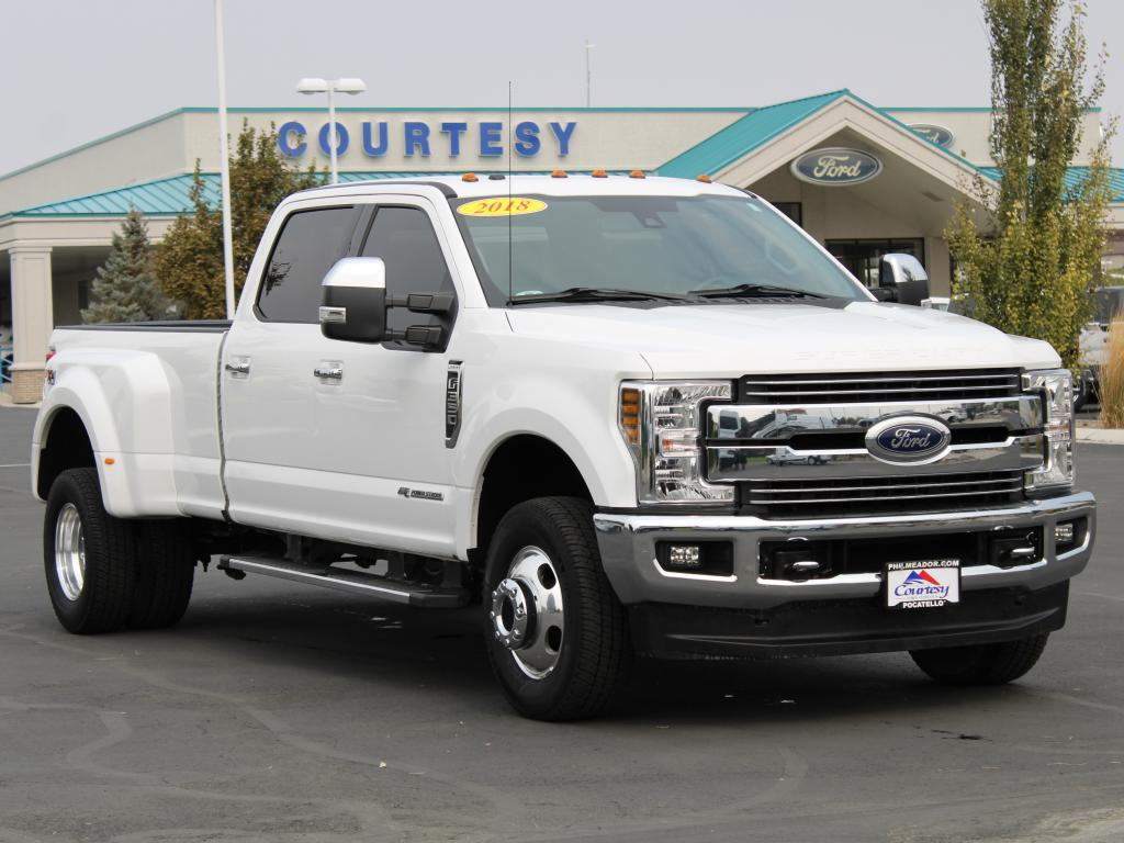 2018 Ford F-350 Lariat Pocatello ID