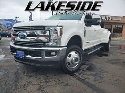 2018_Ford_F-350 SD_Lariat Crew Cab Long Bed DRW 4WD_ Colorado Springs CO