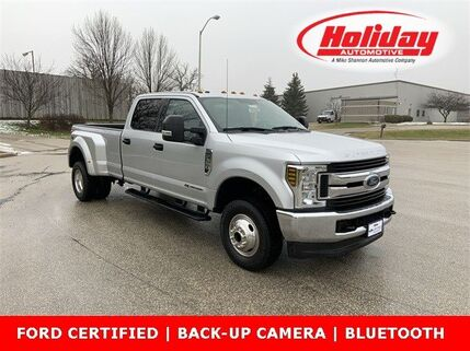 2018_Ford_F-350 Super Duty DRW_XLT_ Fond du Lac WI