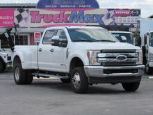 2018_Ford_F-350 XL 4x4 Crew Cab_8' Bed Dually Pickup Truck_ Homestead FL