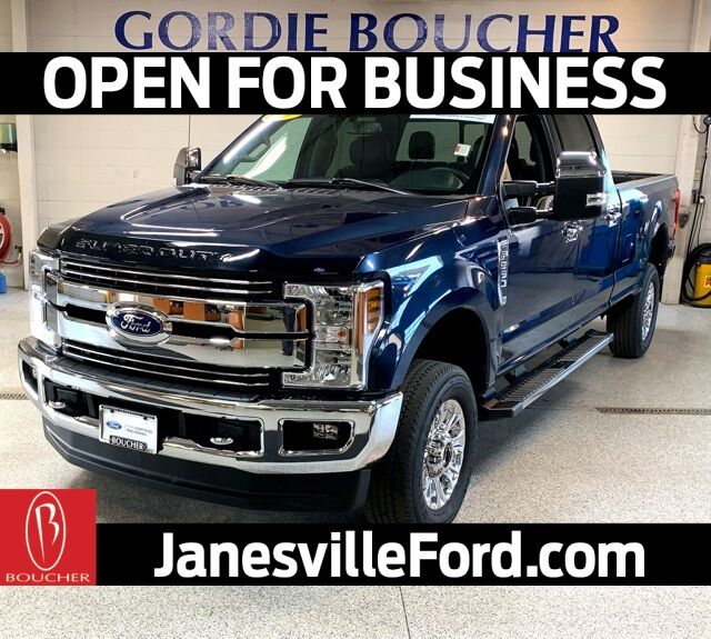 2018 Ford F-350SD Lariat Janesville WI