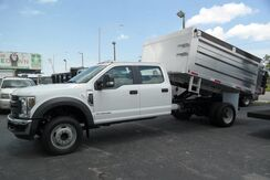 2018_Ford_F-550_12' ALUMINUM DUMP_ Homestead FL