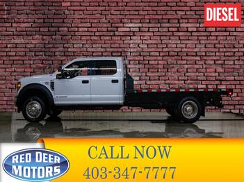 2018_Ford_F-550_4x4 Crew Cab XLT Deck Diesel_ Red Deer AB