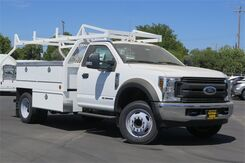 2018_Ford_F-550SD_XL_ Roseville CA