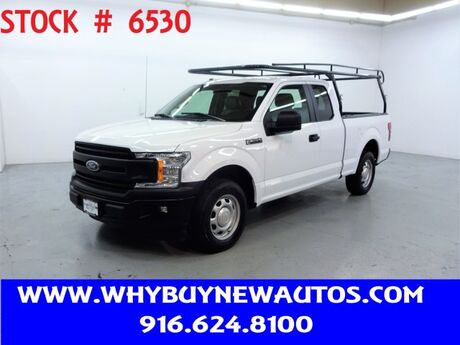 2018 Ford F150 ~ Extended Cab ~ Only 16K Miles! Rocklin CA