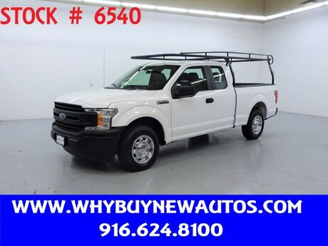 2018 Ford F150 ~ Extended Cab ~ Only 41K Miles! Rocklin CA