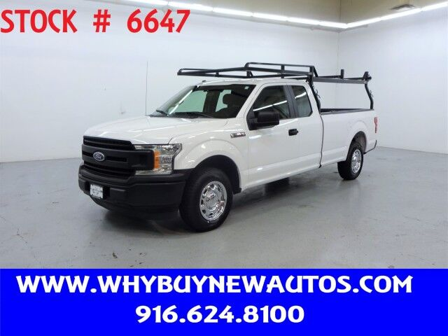 2018 Ford F150 ~ Extended Cab ~ Only 47K Miles! Rocklin CA