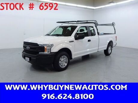 2018 Ford F150 ~ Extended Cab ~ Only 57K Miles! Rocklin CA
