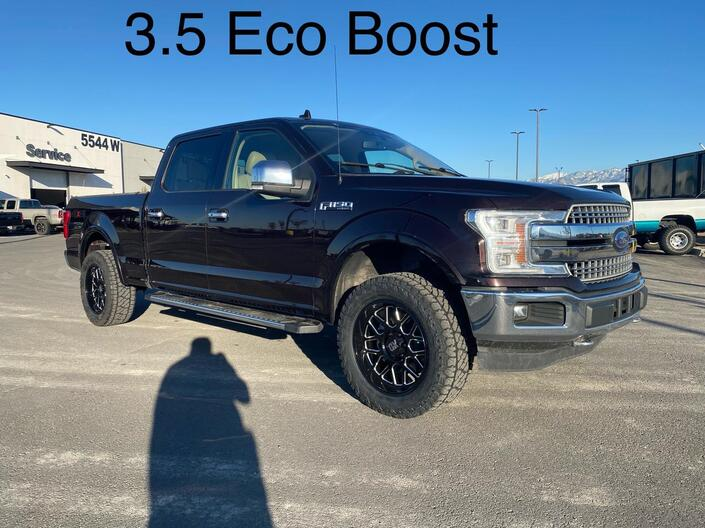 2018 Ford F150 LARIAT West Valley City UT