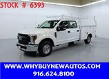 2018 Ford F250 Utility ~ Crew Cab ~ Only 37K Miles!