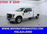 2018 Ford F250 Utility ~ Extended Cab ~ Only 26K Miles!
