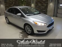2018_Ford_FOCUS SE__ Hays KS