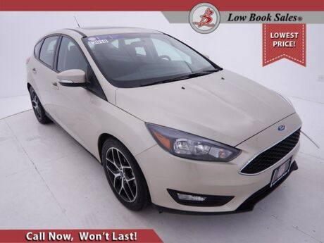 2018 Ford FOCUS SEL Salt Lake City UT