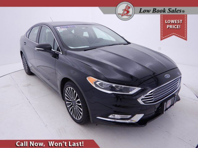 2018 Ford FUSION  Salt Lake City UT