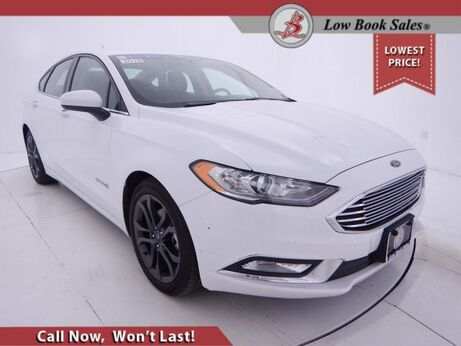 2018_Ford_FUSION HYBRID_SE_ Salt Lake City UT