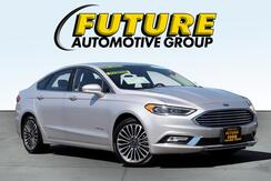2018_Ford_FUSION HYBRID_Sedan_ Roseville CA