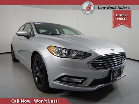2018_Ford_FUSION_SE_ Salt Lake City UT