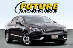 2018_Ford_FUSION_Sedan_ Roseville CA