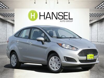 2018_Ford_Fiesta_S_ Santa Rosa CA