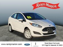 2018_Ford_Fiesta_S_ Hickory NC