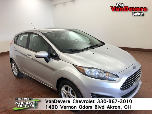 2018 Ford Fiesta SE Akron OH