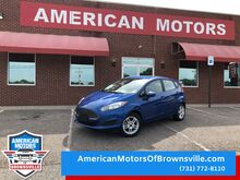 2018_Ford_Fiesta_SE_ Brownsville TN