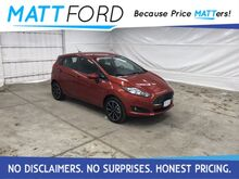2018_Ford_Fiesta_SE_ Kansas City MO