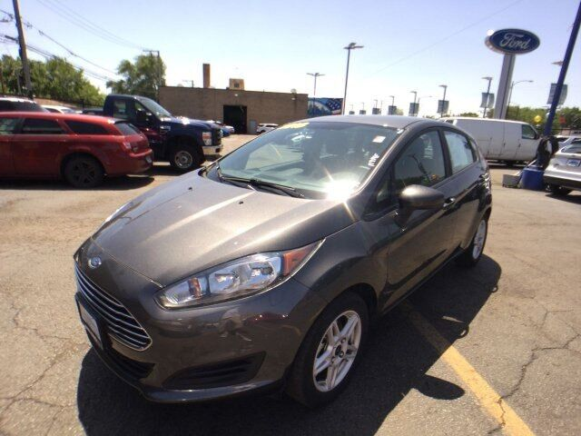 2018 Ford Fiesta SE Chicago IL