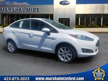 2018_Ford_Fiesta_SE_ Chattanooga TN