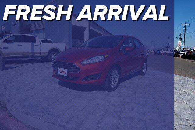 2018 Ford Fiesta SE Mission TX