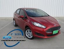 2018_Ford_Fiesta_SE_ Paris TX
