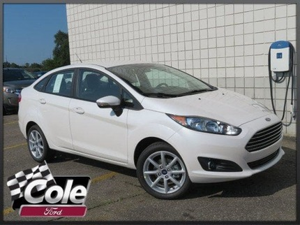 2018_Ford_Fiesta_SE Sedan_ Southwest MI