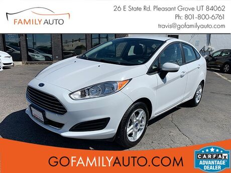 2018 Ford Fiesta SE Sedan Pleasant Grove UT