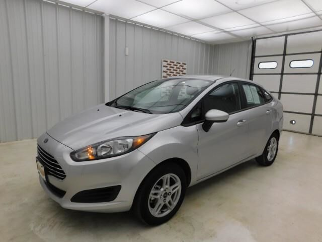 2018 Ford Fiesta SE Sedan Manhattan KS
