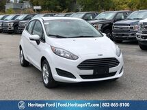 2018 Ford Fiesta SE South Burlington VT