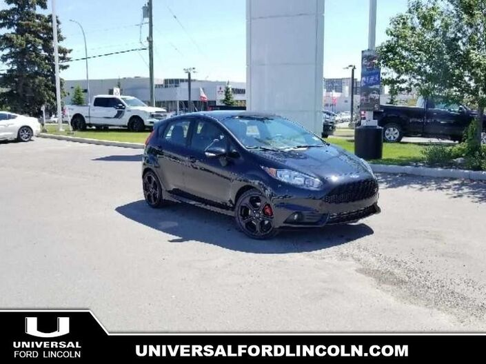 2018 Ford Fiesta ST  - Leather Seats -  Heated Seats Calgary AB