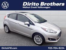 2018_Ford_Fiesta_Titanium_ Walnut Creek CA