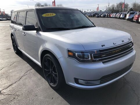 2018_Ford_Flex_LIMITED AWD_ Evansville IN