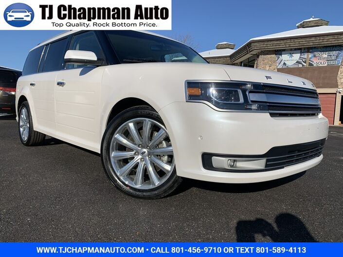 2018 Ford Flex Limited EcoBoost Salt Lake City UT