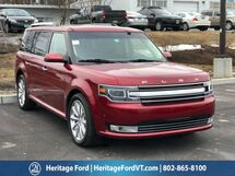 2018 Ford Flex Limited EcoBoost South Burlington VT