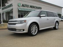2018_Ford_Flex_Limited FWD 3.5L 6CYL AUTOMATIC, LEATHER, NAVIGATION,  BACKUP CAMERA, HEATED FRONT SEATS PUSH BUTTON_ Plano TX