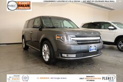 2018 Ford Flex Limited Golden CO