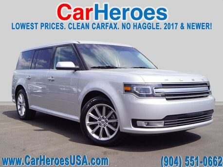 2018_Ford_Flex_Limited_ Jacksonville FL