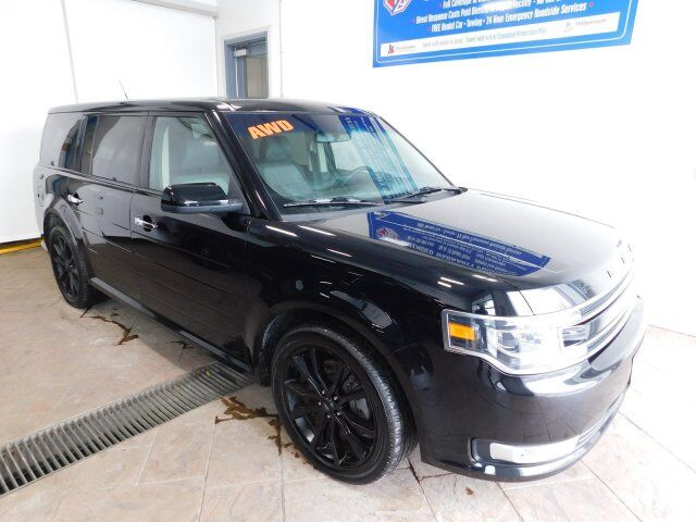 2018 Ford Flex Limited LEATHER NAVI SUNROOF Listowel ON