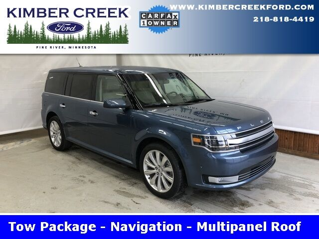 2018 Ford Flex Limited Pine River MN