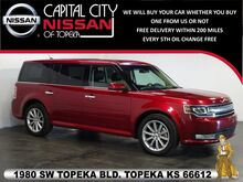 2018_Ford_Flex_Limited_ Topeka KS