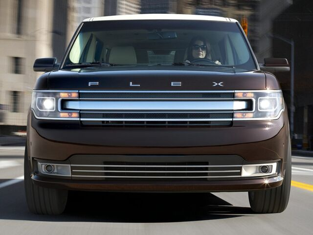 2018_Ford_Flex_Limited_ West Valley City UT