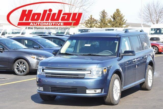 2018 ford flex sel fond du lac wi 22668526. Black Bedroom Furniture Sets. Home Design Ideas