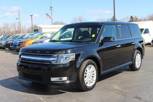 2018 Ford Flex SEL Fort Wayne Auburn and Kendallville IN