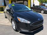 2018 Ford Focus 4d Sedan SE EcoBoost